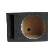 ALPINE Slot Vent Ported Single Subwoofer Enclosure 10