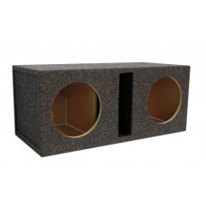 JL AUDIO Slot Vent Ported Dual Sub Boxes 10