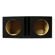 R/T Vented Dual Woofer Sub Enclosure
