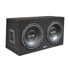 OBCON C-4 Series Standard Hatchback Design 10x2 600 Watt RMS
