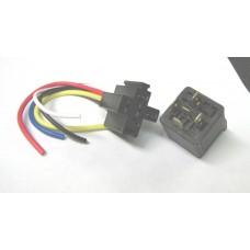 12 Volt Relay & Socket Set